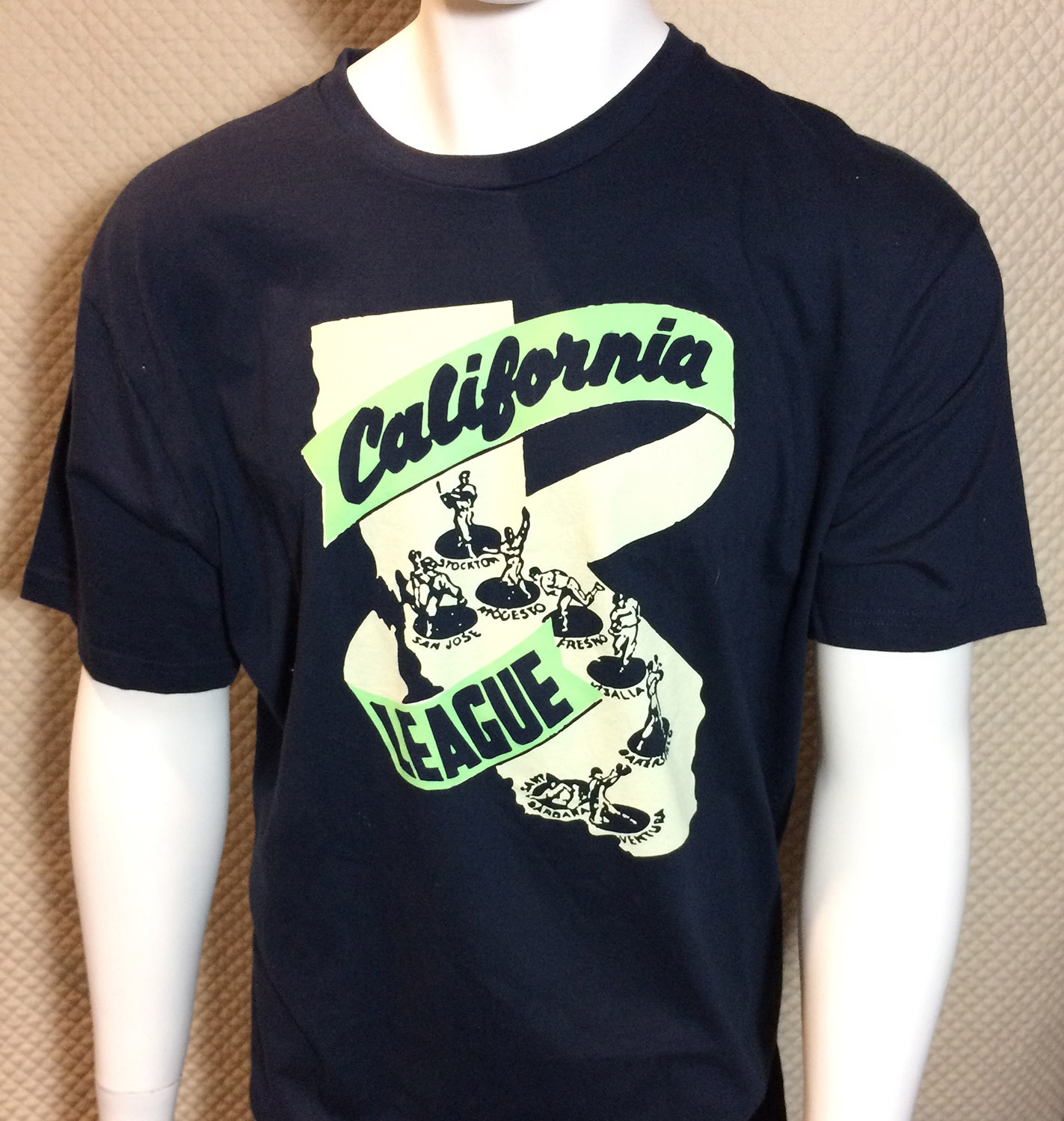 California (CAL) League vintage T-Shirt