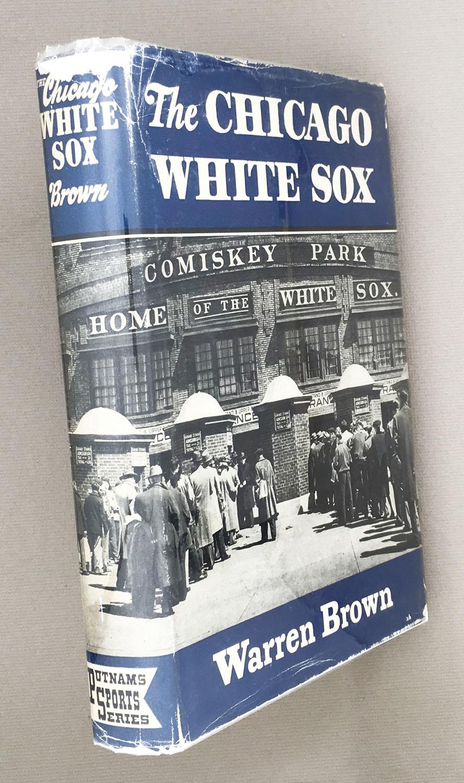 Chicago Whitesox Warren Brown 1952
