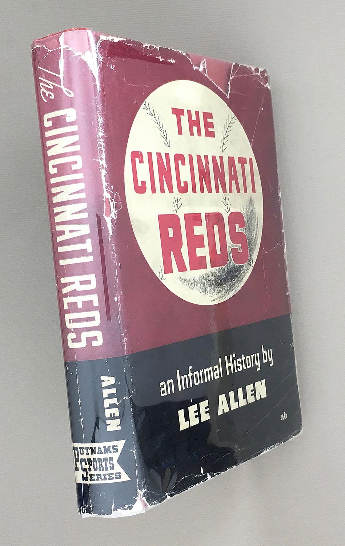 Cincinnati Reds Lee Allen 1948