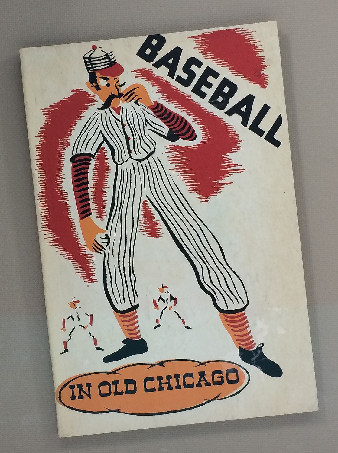 Baseball In Old Chicago 1939 (WPA)