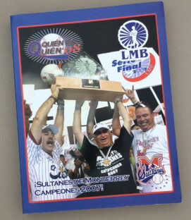 Liga Mexicana de Beisbol 2007 Official Guide