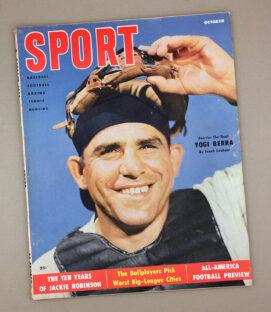 OCTOBER 1955 SPORT Magazine