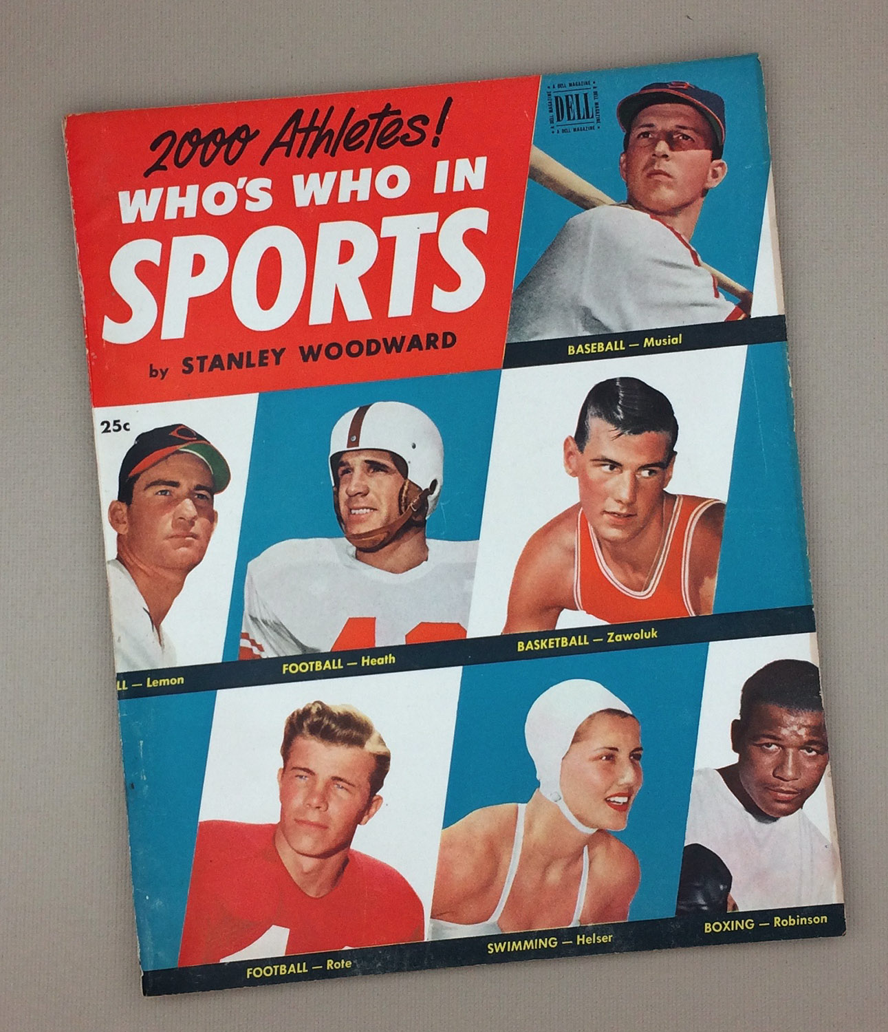 1951 Who's Who in Sports Magazine