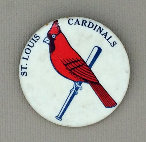 1950's Era St. Louis Cardinals Mini Button