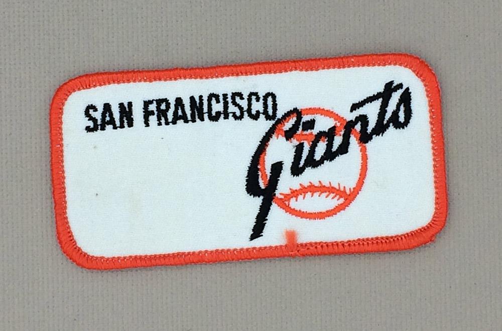 San Francisco Giants Patch