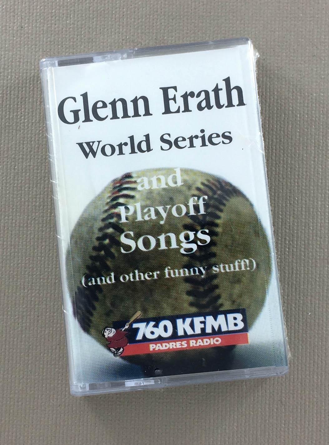 Glenn Erath Padres Playoff Songs