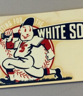 Chicago White Sox Window Decal