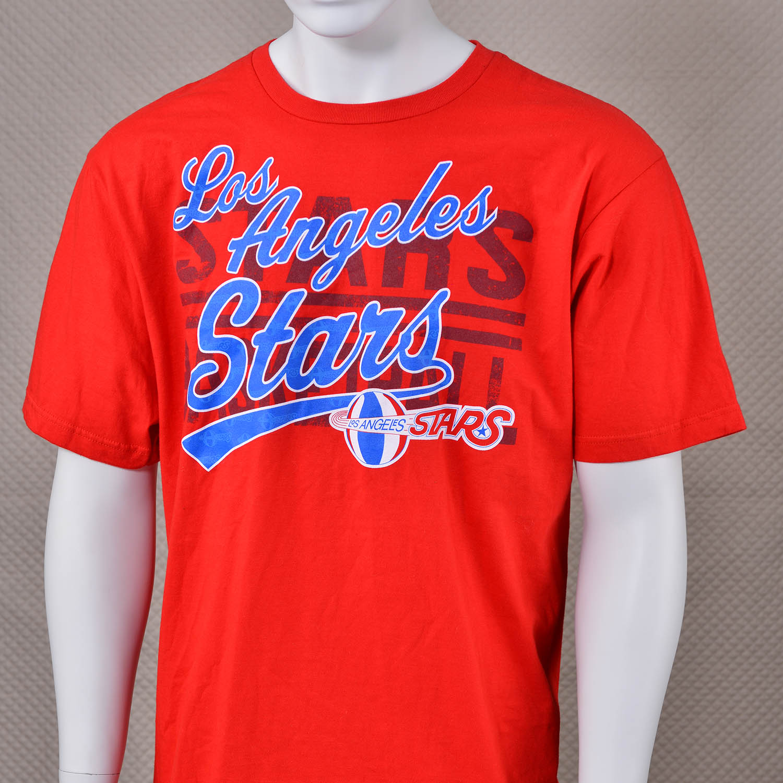 LA Stars Retro ABA Basketball T-Shirt