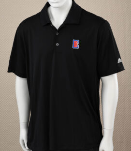 Los Angeles Clippers Adidas Polo Shirt