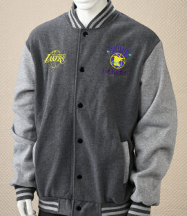 Lakers Minneapolis Retro Jacket