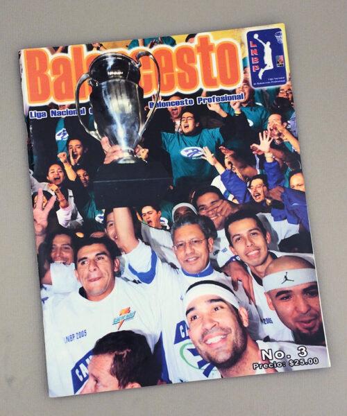 LNBP Mexican Pro Basketball 2006 League Guide