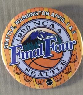 NCAA Final Four 1995 Button
