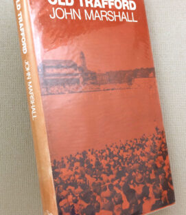 Old Trafford by John Marshall