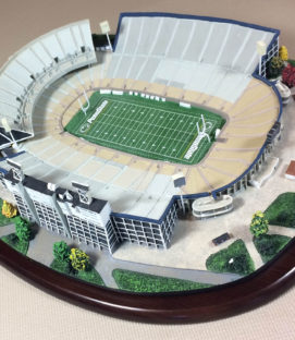 Danbury Mint Beaver Stadium Replica