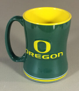 University of Oregon Mug