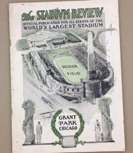 The Stadium Review Soldier Field 1926
