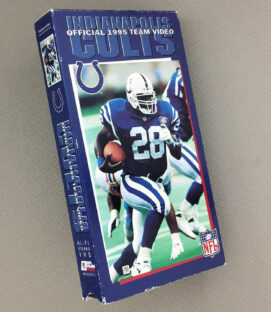 1995 Indianapolis Colts Team VHS