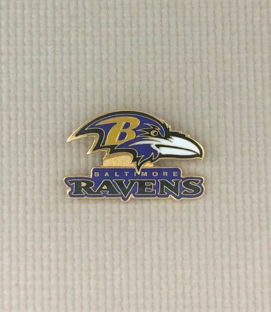 Baltimore Ravens Collectors Pin