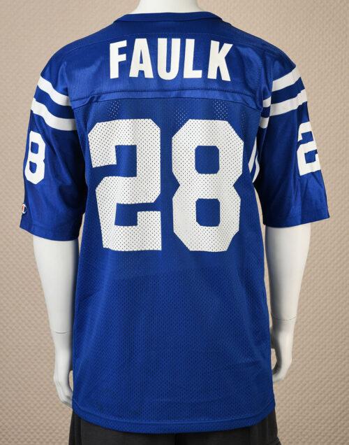 Marshall Faulk Indianapolis Colts Jersey