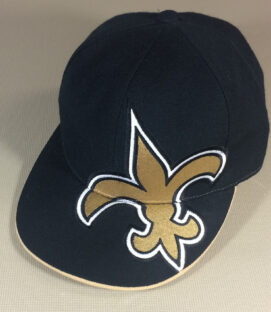 New Orleans Saints Logo Cap