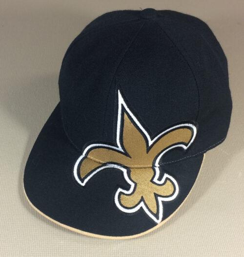 New Orleans Saints Logo Cap
