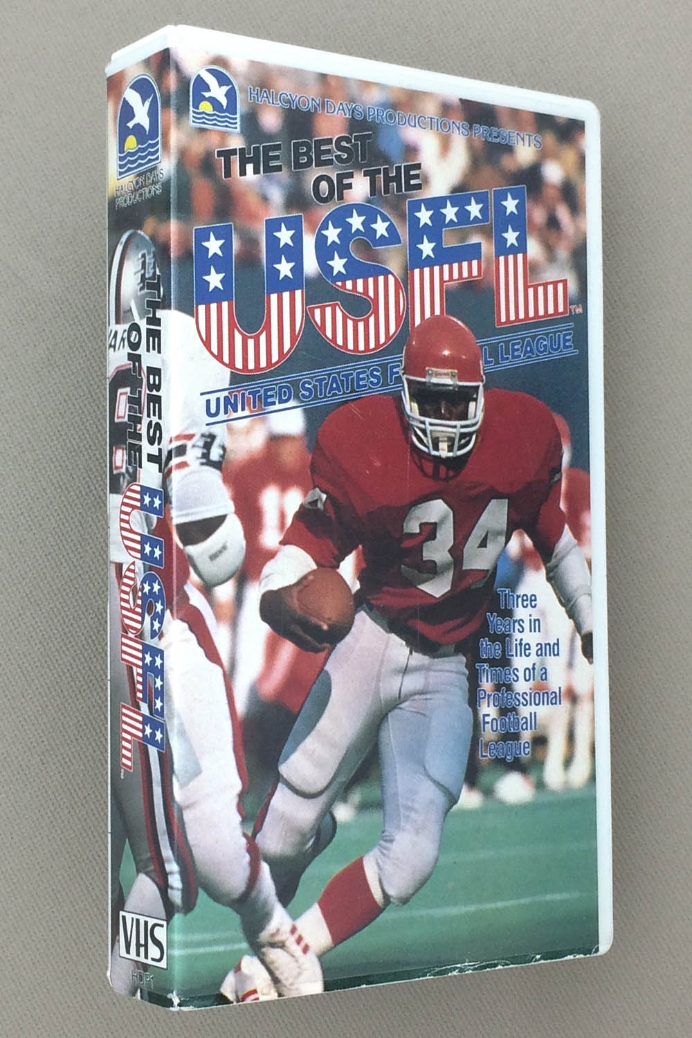 The Best of the USFL Video