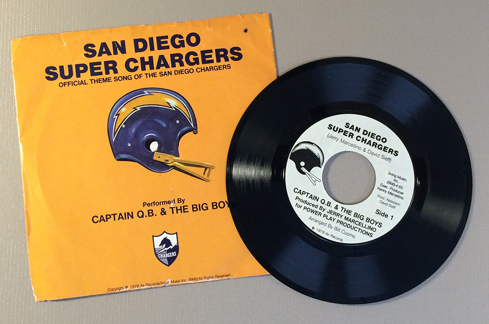 San Diego Super Chargers Disco Song