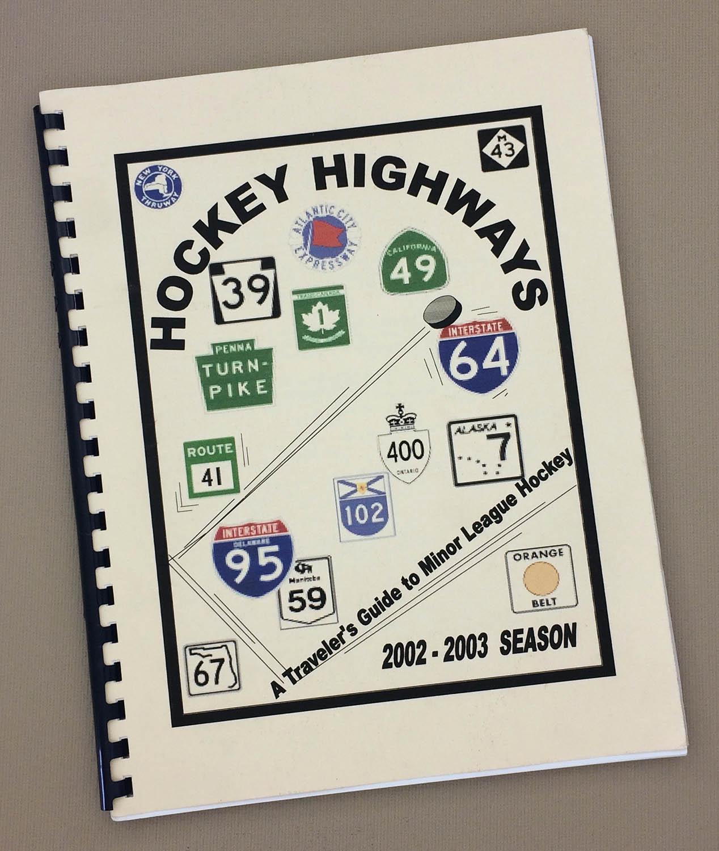 Hockey Highways 2002-03