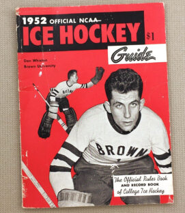 1952 Official NCAA Ice Hockey Guide