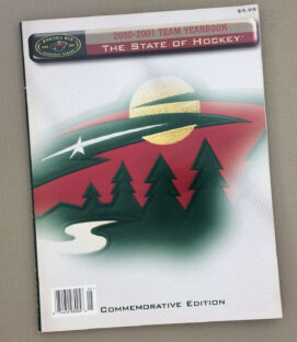 Minnesota Wild 2000 Program