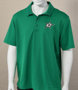 Dallas Stars Green Polo Shirt