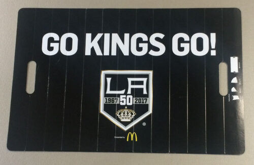 Los Angeles Kings Rally Sign