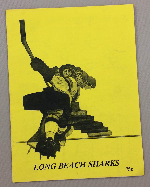 Long Beach Sharks vs San Diego Mariners Program