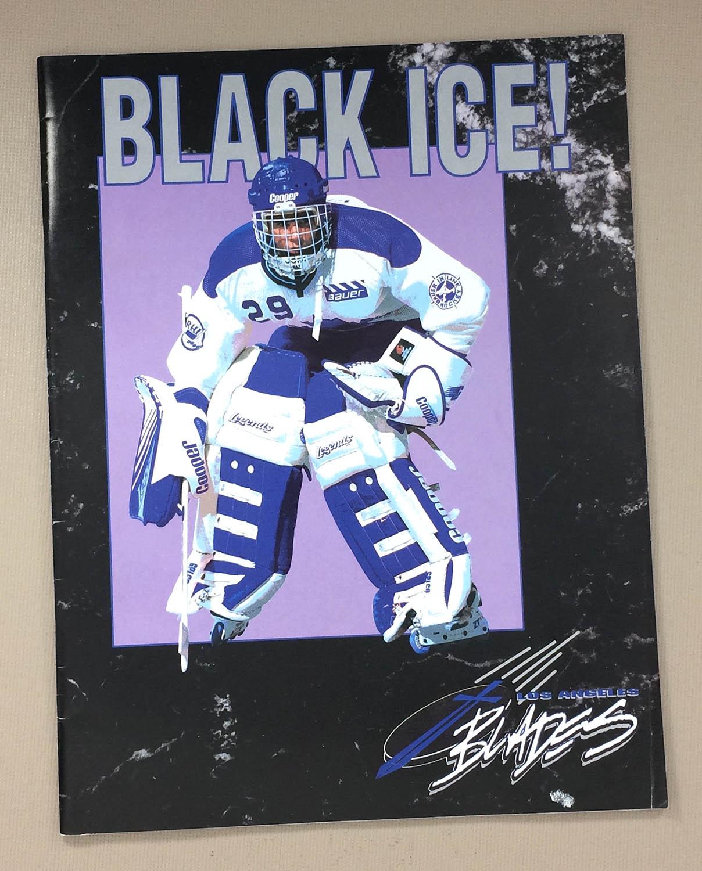 RHI Los Angeles Blades 1993 Program