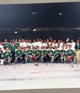 Greensboro Generals Alumni Team Photo