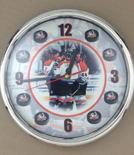 San Diego Gulls Wall Clock