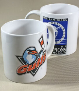 San Diego Gulls Coffee Mug
