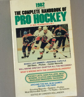 The Complete Handbook of Pro Hockey