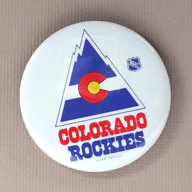 Colorado Rockies Mini Button