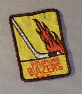 Philadelphia Blazers Team Patch