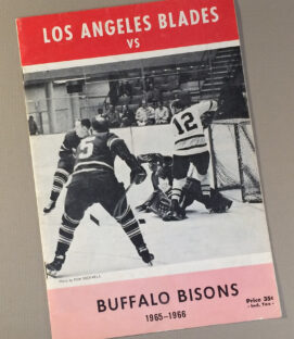 LA Blades Buffalo Bisons Program