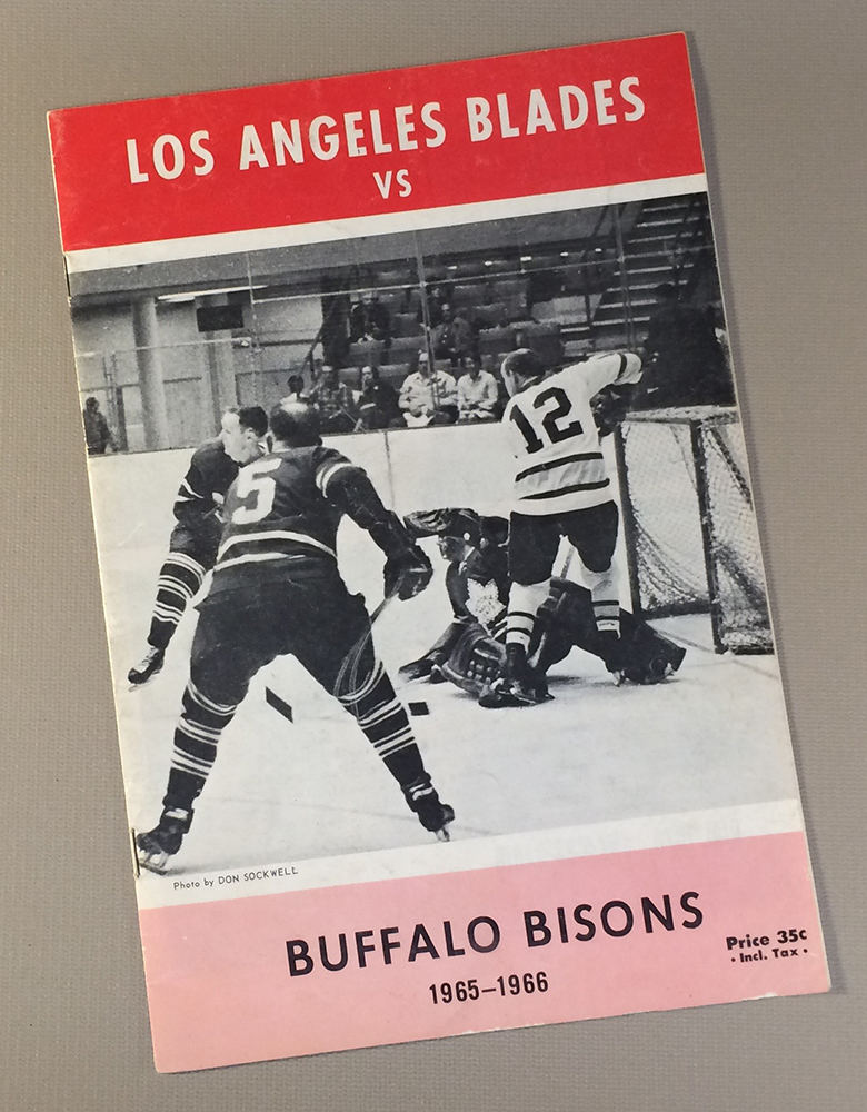 LA Blades Buffalo Bisons Program