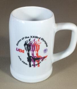 1984 Los Angeles Olympics Mug
