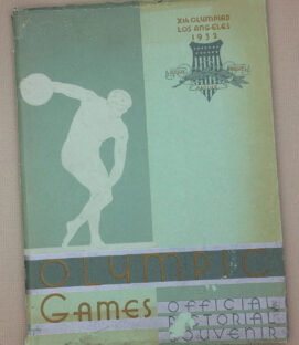 1932 Los Angeles Olympics Guide
