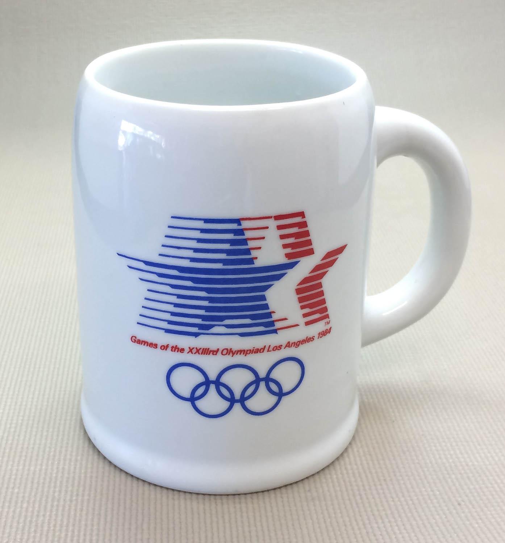 1984 Los Angeles Olympics Coffee Mug