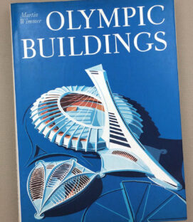 Olympic Buildings by Martin Wimmer