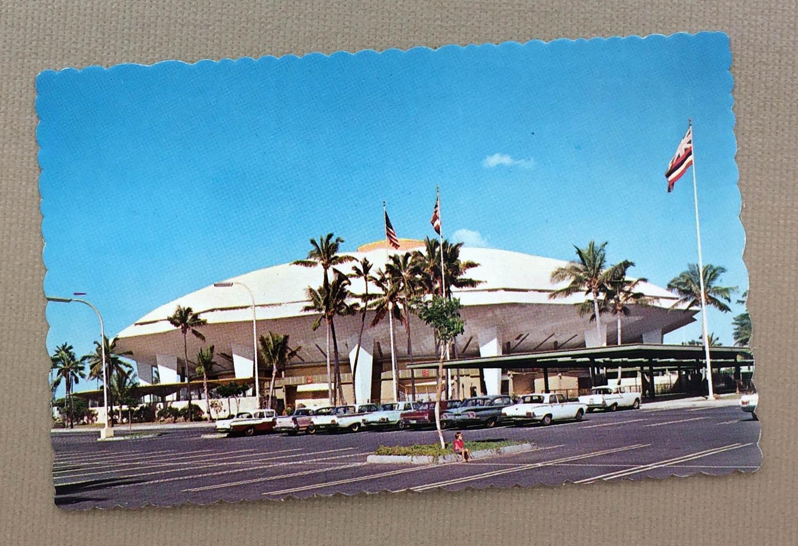Blaisdell Memorial Arena