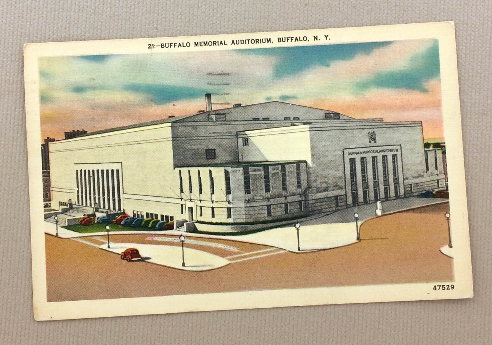 Buffalo Memorial Auditorium