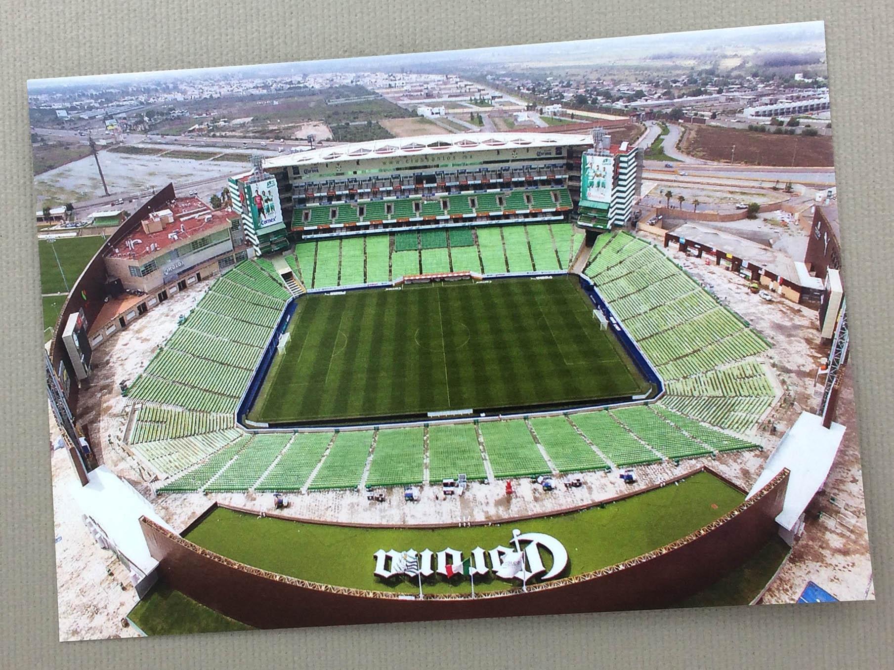 Torreon Estadio Corona