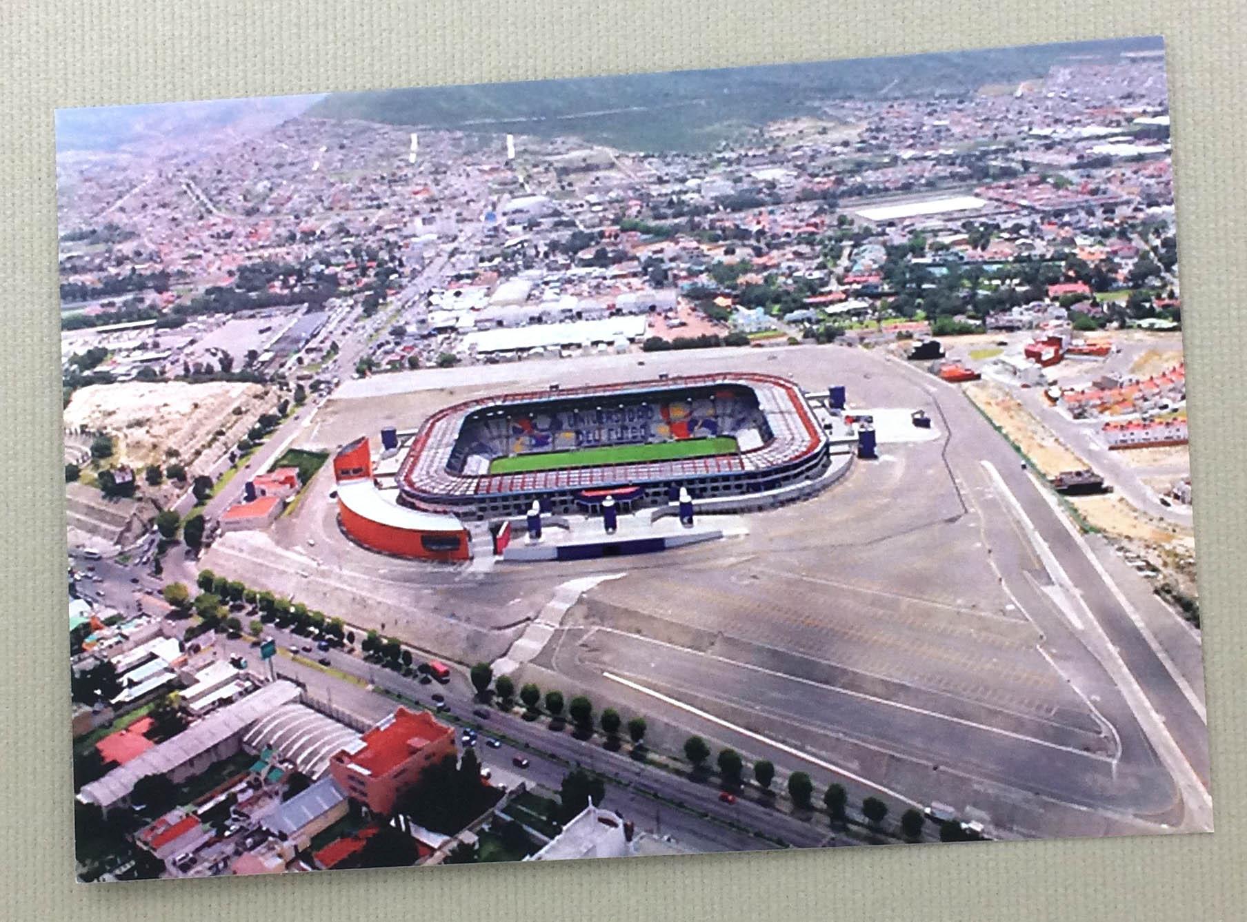 Pachuca Estadio Hidalgo
